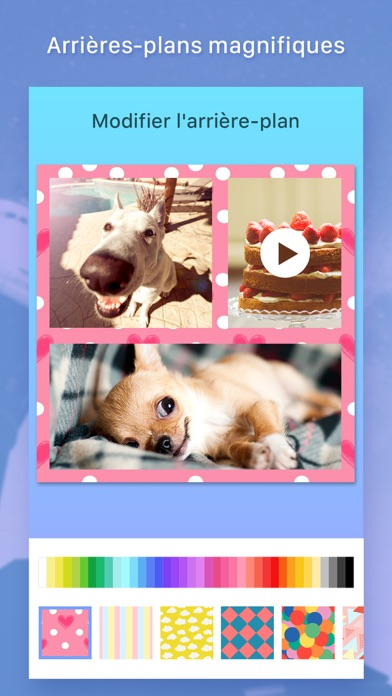 Screenshot for Photo & Video Collage Maker in France App Store