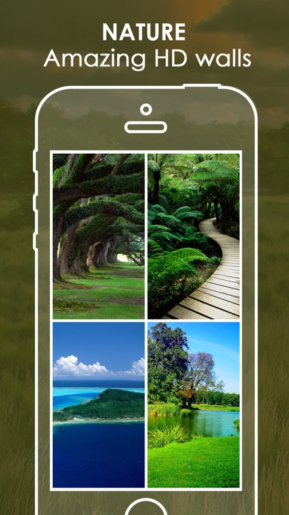 Best Nature Wallpaper | Cool Green Backgrounds
