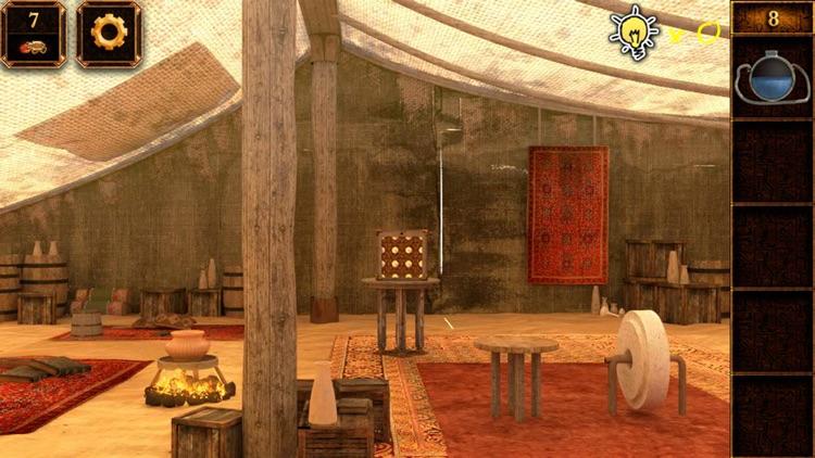 越獄密室逃亡系列2:逃出神廟 screenshot-3