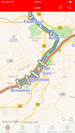 Navi SBahn Stuttgart on the App Store