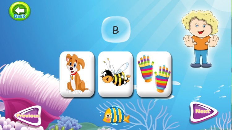 Endless Tracing Letters ABCD Family screenshot-3