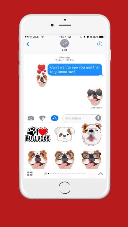 Bulldog Emoji