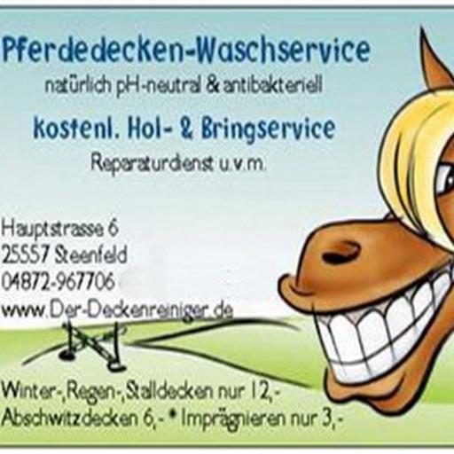 Pferdedecken Waschservice