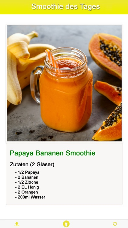 Smoothie of the Day PRO screenshot-3