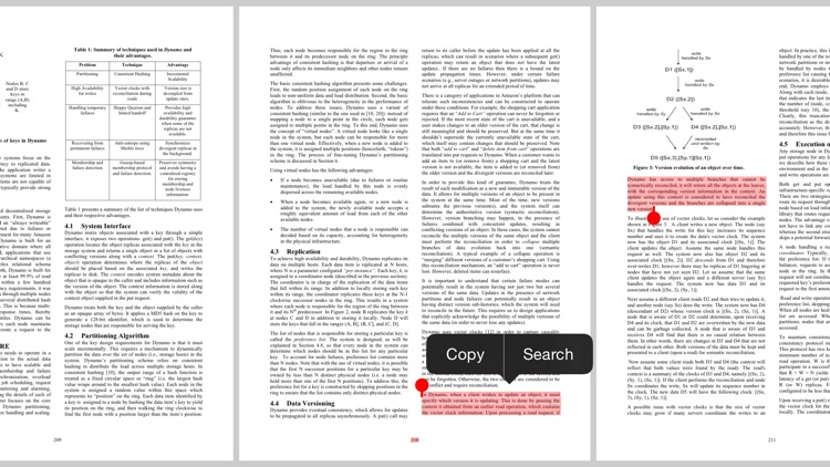 QuickSearch PDF Reader screenshot-3