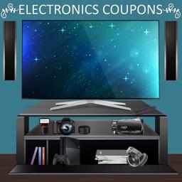 Electronics Coupons, TV Coupons, Camera Coupons