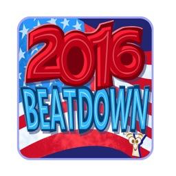 2016  ELECTION BEATDOWN