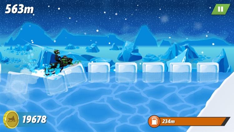 Arctic Cat Snowmobile Racing screenshot-3