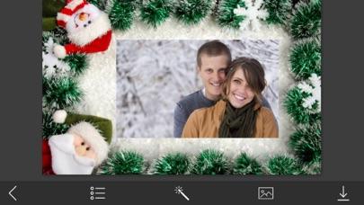 Xmas Hd Photo Frames - Inspiring Photo Editor screenshot three