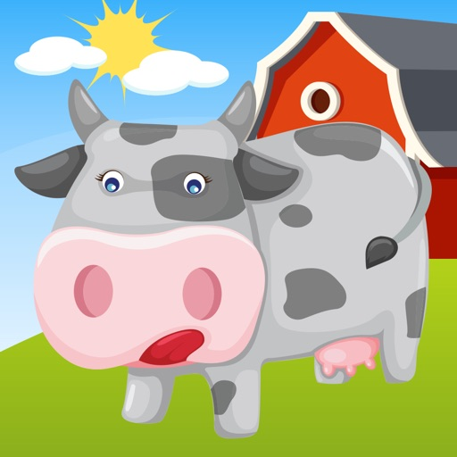 Barnyard Puzzles For Kids: Animal and Farm Games