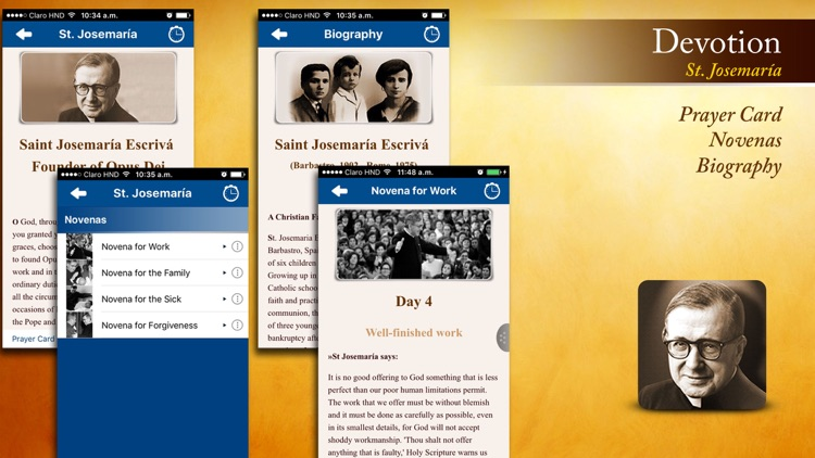 St. Josemaria for iPad screenshot-4