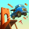 Bridge Constructor Stunts - 値下げ中のゲーム iPad