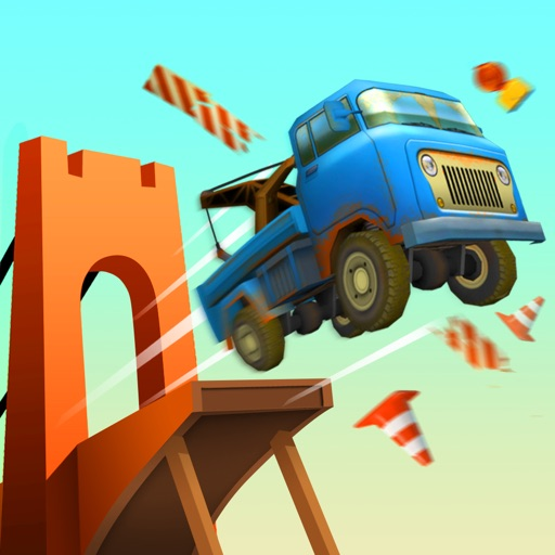 Bridge Constructor Stunts icon