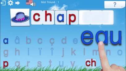 Dictée Muette, apprendre l'orthographe en s'amusant sur iPad et iPhone-capture-2