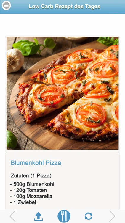 Low Carb Rezept des Tages PRO - LowCarb Rezepte screenshot-2