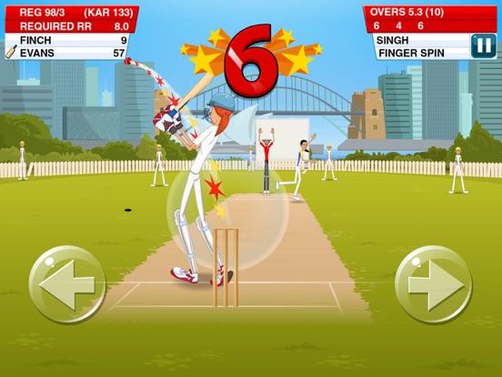 Stick Cricket 2-ipad-0