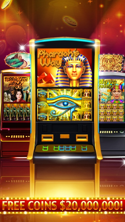 Pharaoh's Way Slots - Egypt Casino Slot Machines