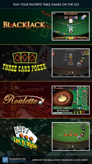 Play Sugarhouse Casino Online