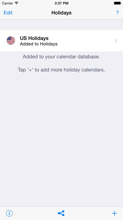 Holidays 2017 edition screenshot-3