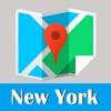 紐約旅游指南地铁去哪儿美国地图 New York metro gps map guide