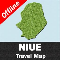 NIUE ISLAND – GPS Travel Map Offline Navigator