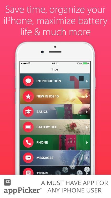 Tips & Tricks - Secrets for iPhone (Pro Edition) screenshot-3