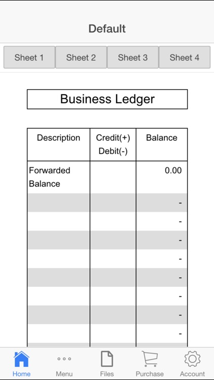 Business Ledger Pro