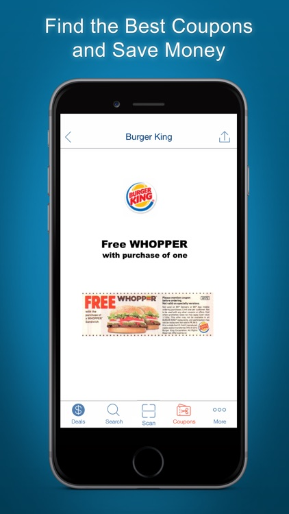 Food Coupons, Fast Food Restaurant Mcdonalds Pizza screenshot-3