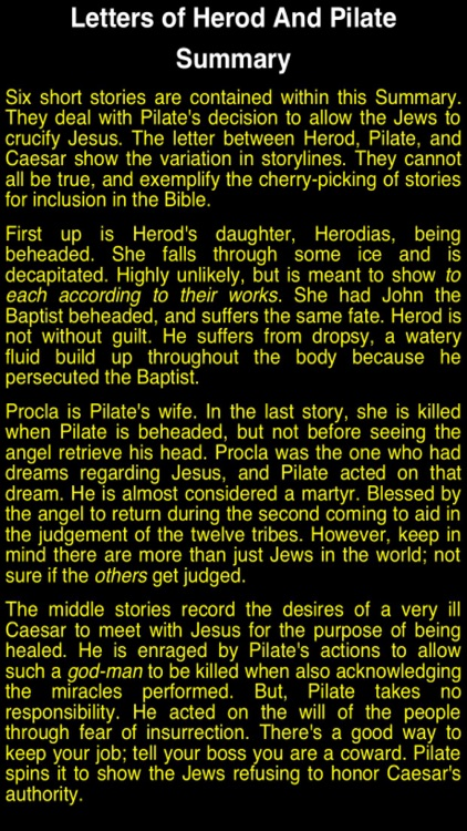 Lost Bible Books (part-5)