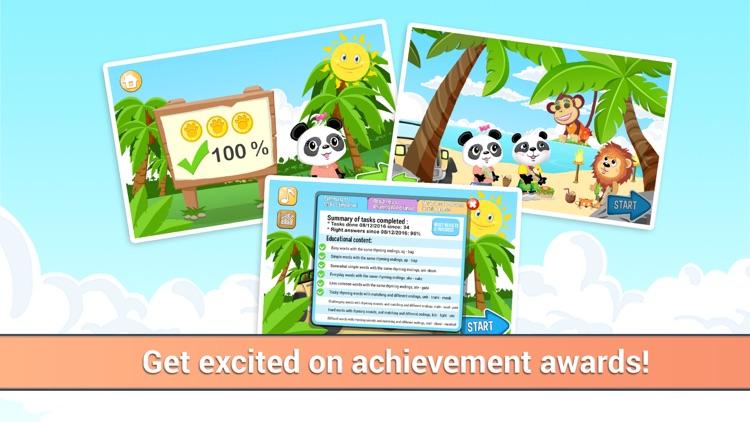 Learn to Read with Lola - Rhyming Word Jungle screenshot-4