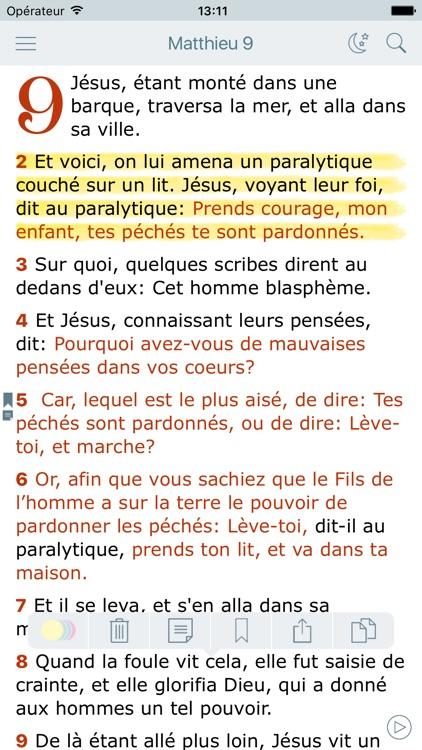 La Bible Offline Gratuite en Audio - Louis Segond