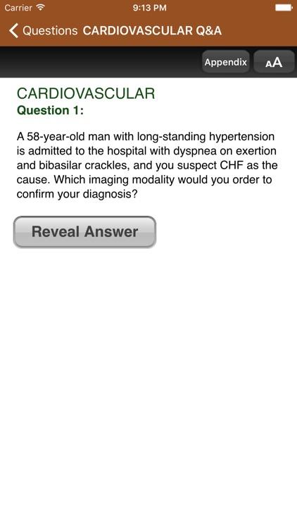 First Aid for USMLE Step 3 4/E screenshot-3