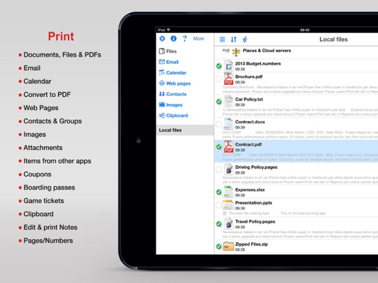 Print n Share IPA Cracked for iOS Free Download
