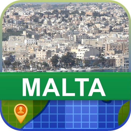 Offline Malta Map - World Offline Maps icon