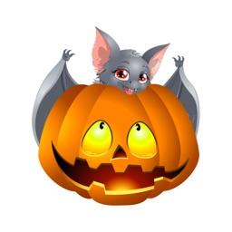Halloween Vampire Stickers for iMessage