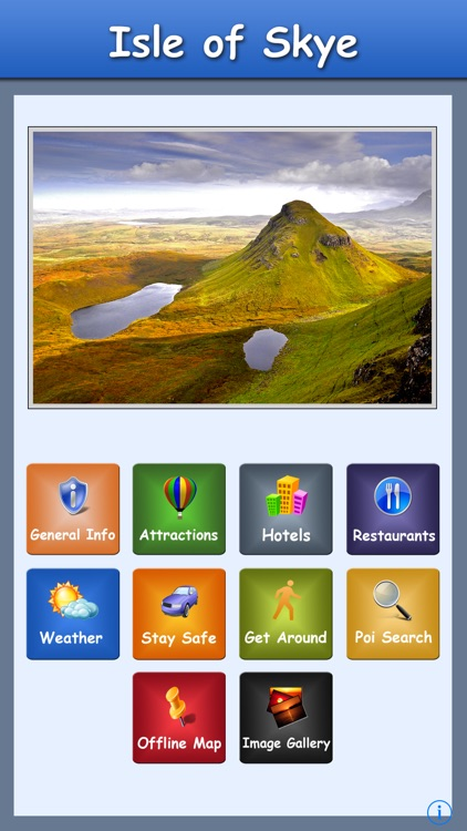 Isle Of Skye Island Offline Guide screenshot-0