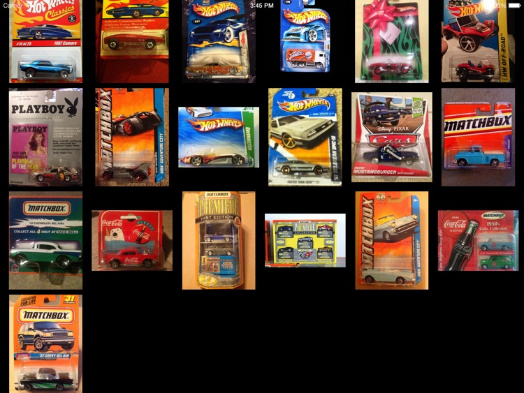 Toy Car Collectors for iPad screenshot-3
