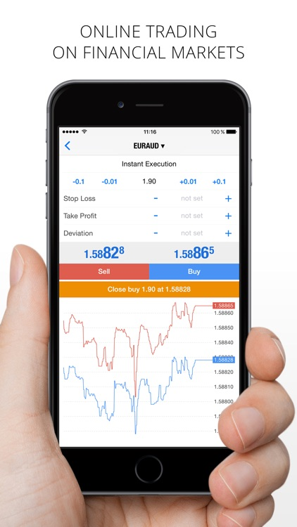 MetaTrader 5 - Forex, Stocks & Futures Trading