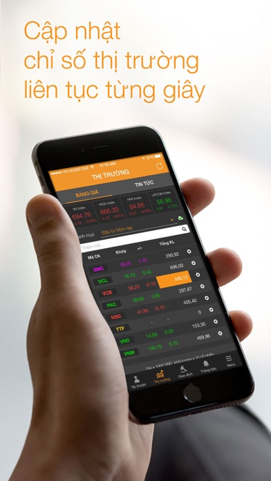 download VNDIRECT Stock Trading apps 1