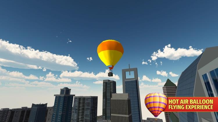 Hot Air Balloon Simulator & Ultra Flight Sim game