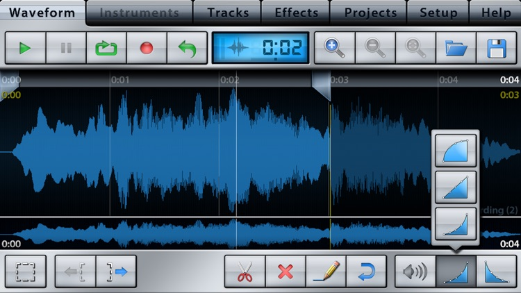 Music Studio Lite screenshot-4