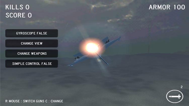 Air Strike حرب الطائرات