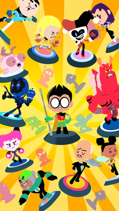 Screenshot for Minititanes - Teen Titans Go! in Mexico App Store