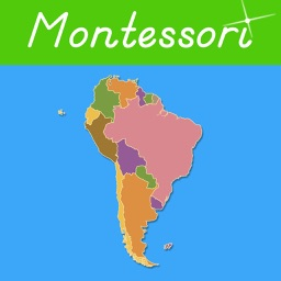 South America - Montessori Geography