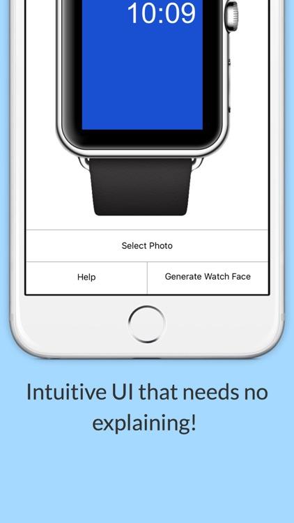 Watch Face Generator screenshot-3