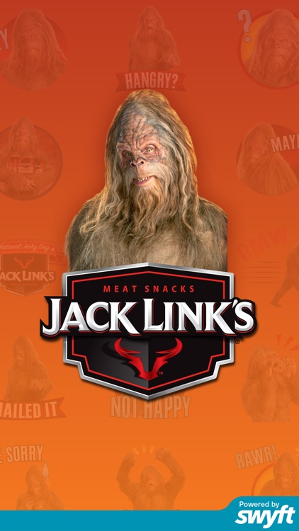 Jack Link's Stickers screenshot-0