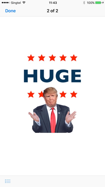 President Trump - Donald Trump's America screenshot-4