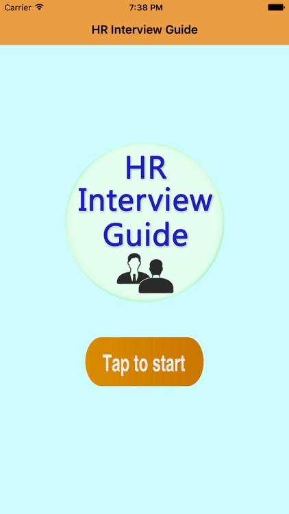 HR Interview Guide