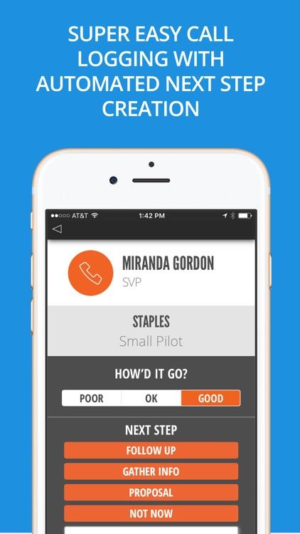 Spiro, Self-Writing CRM & Personal Sales Assistant screenshot-4