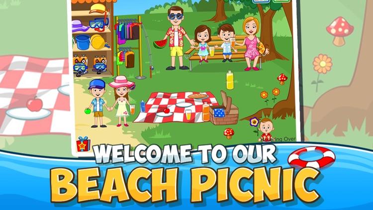 My Town : Beach Picnic